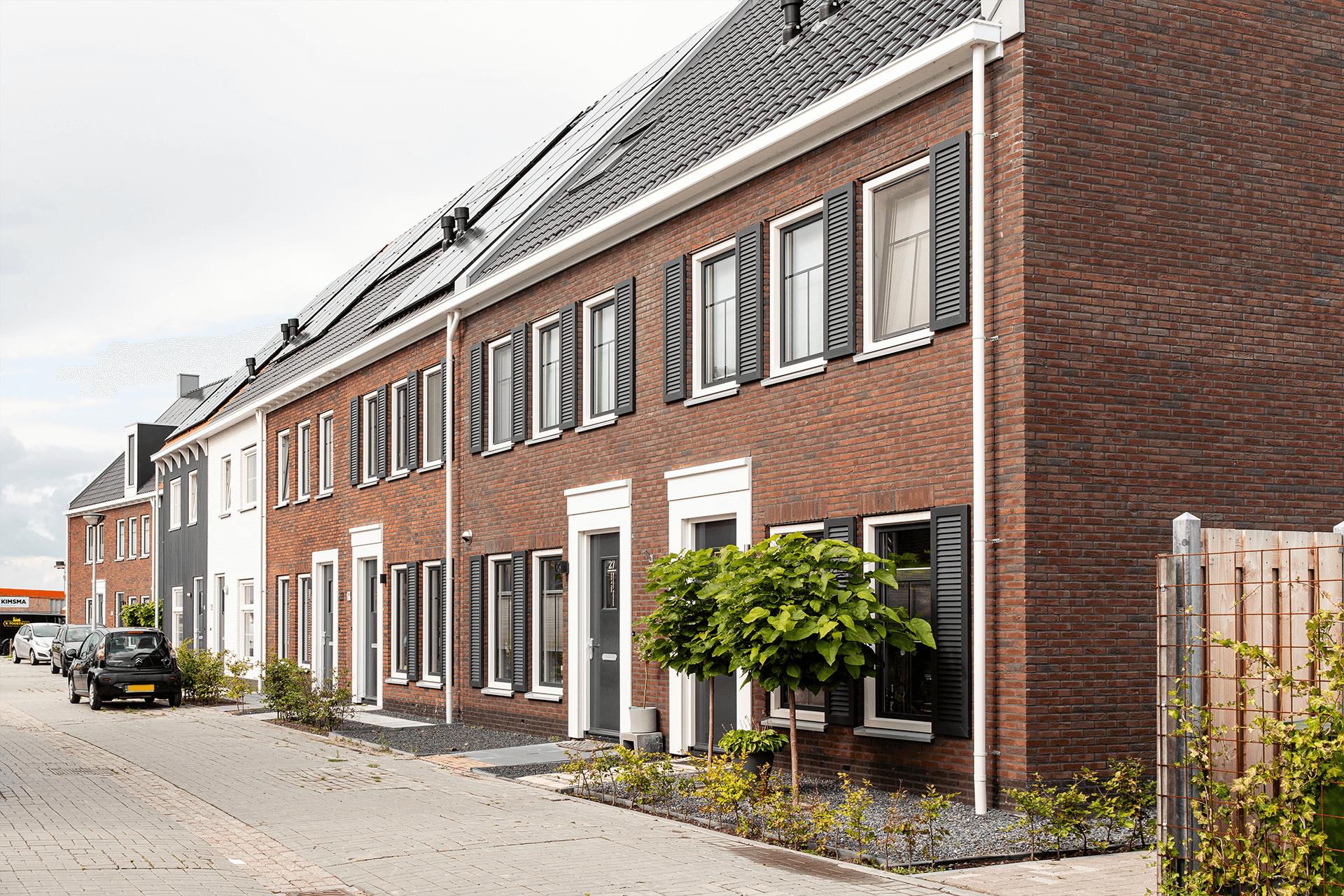 10 duurzame woningen in Wiarda Leeuwarden