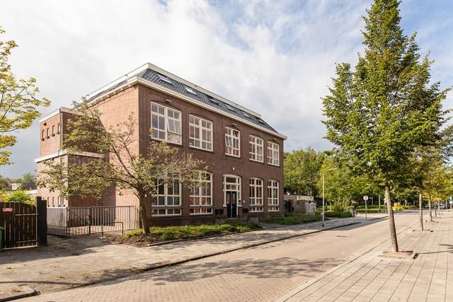 Renovatieproject Aebingaschool Leeuwarden